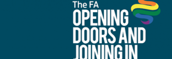 THIRD: English FA commitment to eliminate homophobia