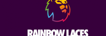 FIRST: Professional sports league becomes major sponsor of Rainbow Laces